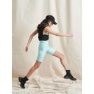 CHIARA VINYL CYCLING SHORTS VERAMAN  | Libelloula Μοντέρνα γυναικεία ρούχα