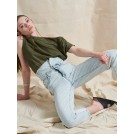 NEW YORK JEANS LIGHT BLUE | Libelloula women fashion and accessories