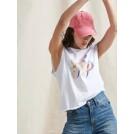LIBELLOULA WHITE TOP FLY | Libelloula Μοντέρνα γυναικεία ρούχα