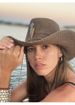 TEXAS HAT | Libelloula women fashion and accessories