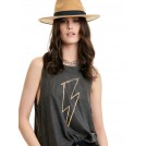 GREY ROCK & ROLL THUNDER | Libelloula women fashion and accessories