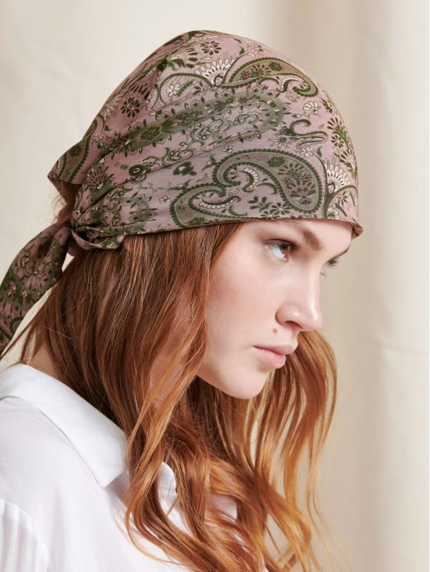 AURORA BANDANA | Libelloula women fashion and accessories