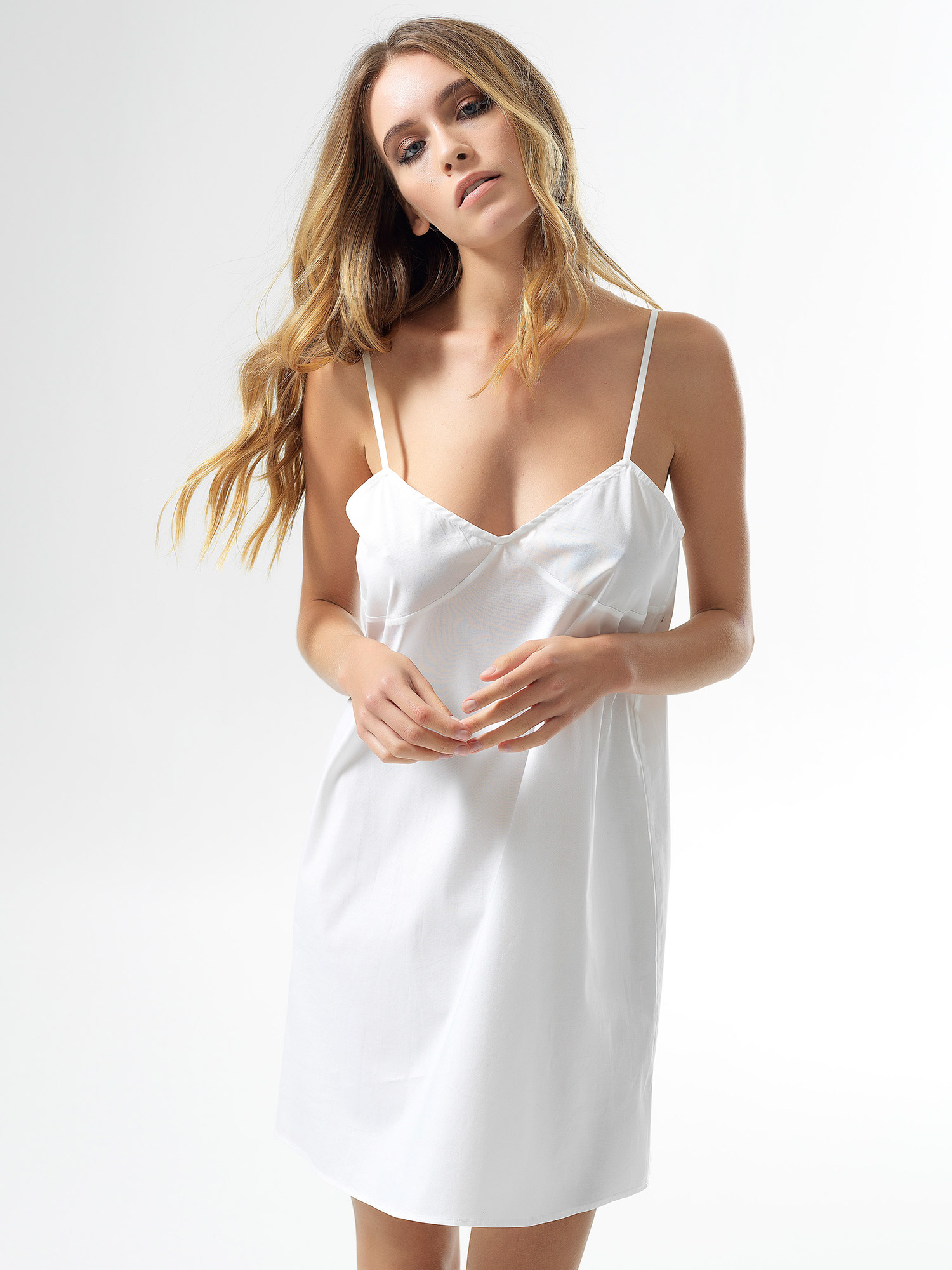Cotton Camisole White